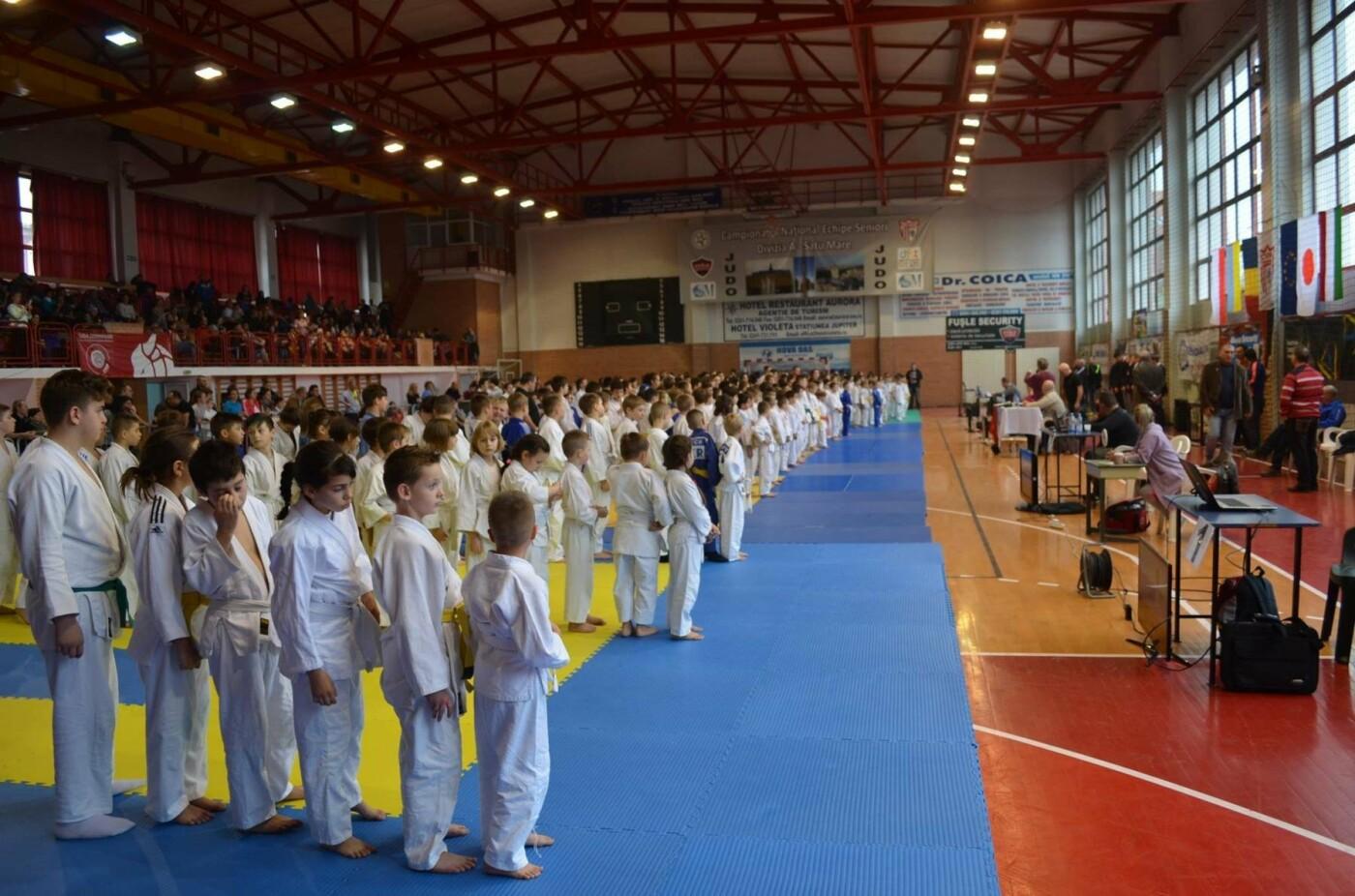 Юні ужгородські дзюдоїсти привезли зі змагань у Румунії 8 медалей: фото, фото-9