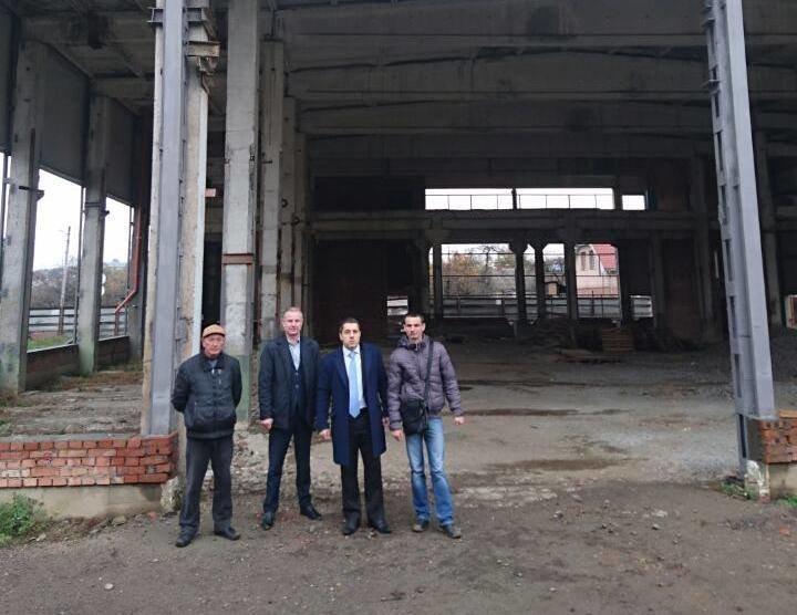 Ужгородська мерія законсервувала будівництво спортивно-реабілітаційного центру для інвалідів: фото, фото-1