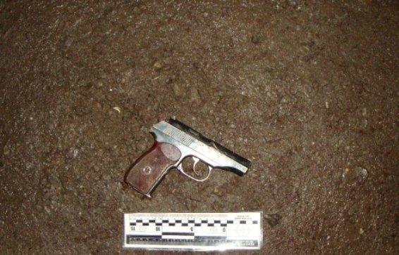 На Рахівщині юнак їздив селом і стріляв із пістолета: фото, фото-2