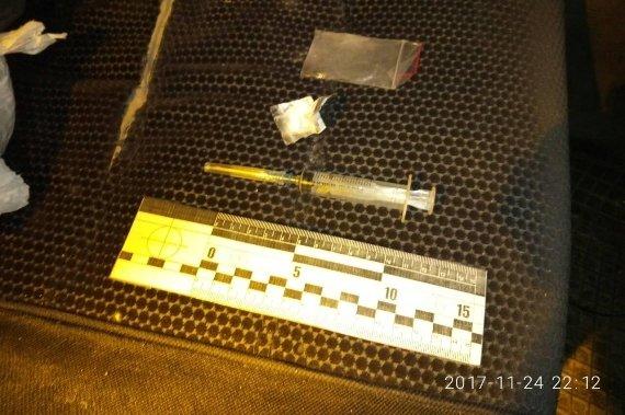 """На Закарпатті затримали львів'ян, які везли наркотики та зброю, але попались поліції на """"Ужку"""": фото, фото-1"""