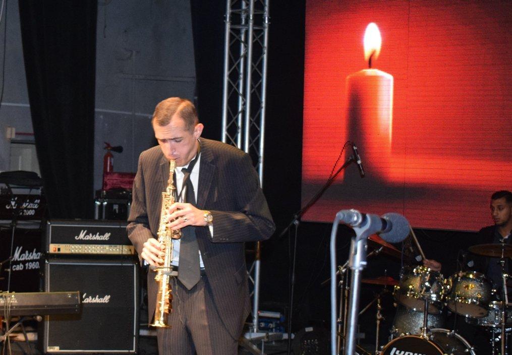 У джазі не тільки дівчата: в Ужгороді пройшов 10-й «Пап-джаз-фест» (ФОТОРЕПОРТАЖ), фото-2