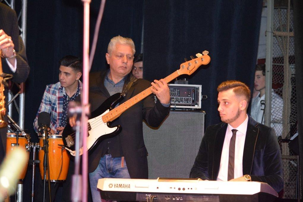 У джазі не тільки дівчата: в Ужгороді пройшов 10-й «Пап-джаз-фест» (ФОТОРЕПОРТАЖ), фото-7