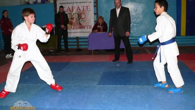 У Мукачеві відбувся  чемпіонат Закарпаття з Шотокан карате: фото, фото-3
