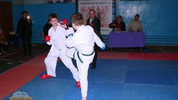 У Мукачеві відбувся  чемпіонат Закарпаття з Шотокан карате: фото, фото-4