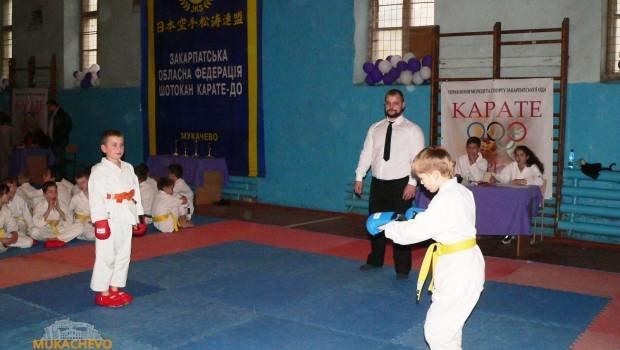 У Мукачеві відбувся  чемпіонат Закарпаття з Шотокан карате: фото, фото-7