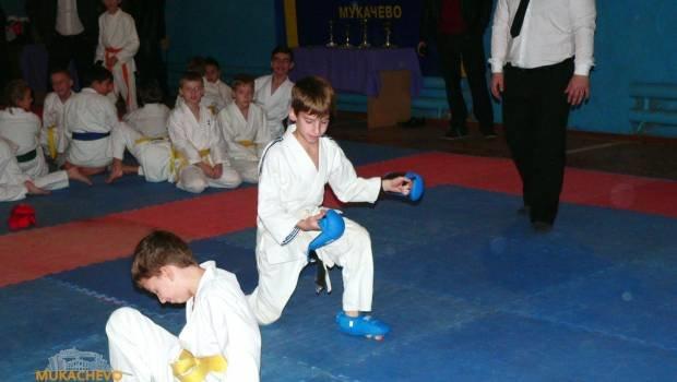 У Мукачеві відбувся  чемпіонат Закарпаття з Шотокан карате: фото, фото-5