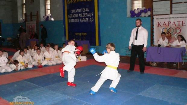 У Мукачеві відбувся  чемпіонат Закарпаття з Шотокан карате: фото, фото-6
