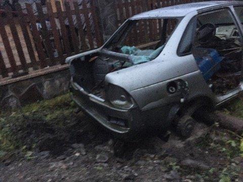 На Закарпатті депутату, який опублікував фото лісничого-браконьєра із вбитою риссю, вночі підірвали машину: фото, фото-2