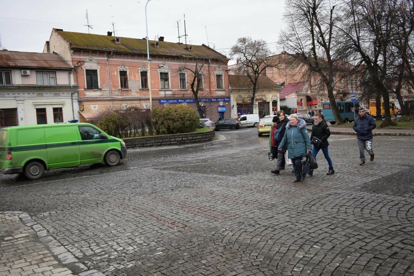 В Ужгороді після капремонту за 1,5 мільйонів гривень відкрили вулицю Панаса Мирного: фото, фото-2