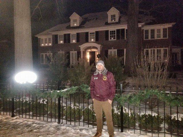 """Як виглядає будинок Кевіна із """"Сам удома"""" у 2018 році: закарпатець опублікував фото із передмістя Чикаго, фото-2"""