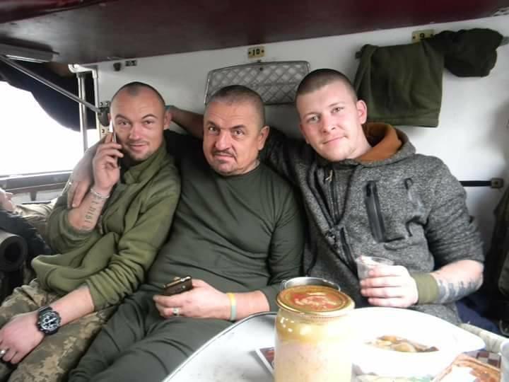Сьогодні в Ужгород із війни на сході України повертається закарпатська 128-а бригада: фото, фото-2