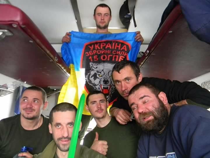 Сьогодні в Ужгород із війни на сході України повертається закарпатська 128-а бригада: фото, фото-3