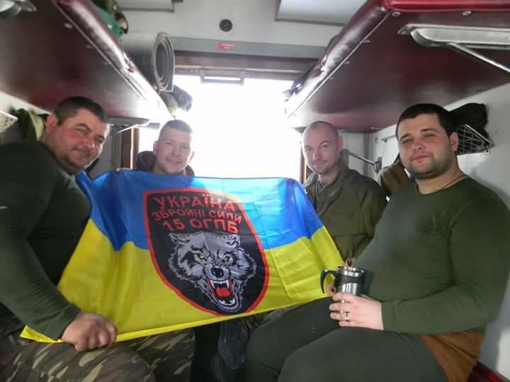 Сьогодні в Ужгород із війни на сході України повертається закарпатська 128-а бригада: фото, фото-1