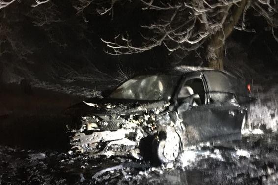 Жахлива аварія у Тячеві: постраждали 6 людей, один із пасажирів помер дорогою до лікарні (ФОТО), фото-1