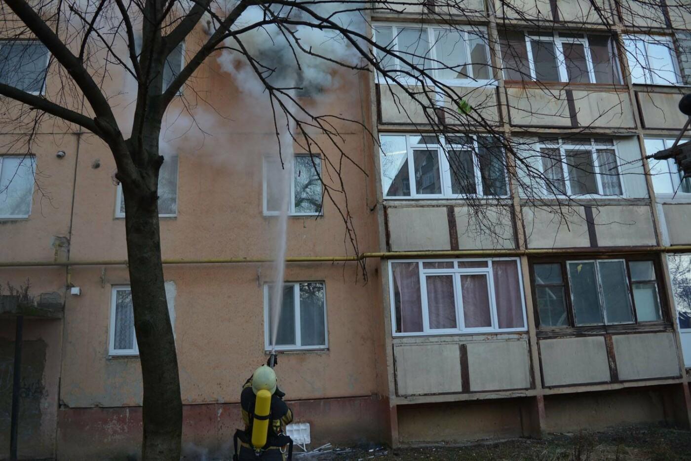 Через пожежу у багатоповерхівці на Годинки в Ужгороді евакуювали 20 чоловік, згоріли 2 кімнати (ФОТО, ВІДЕО, УСІ ПОДРОБИЦІ), фото-6