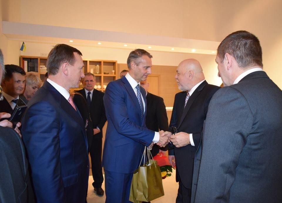 В Ужгород приїхав Президент Словацької Республіки 2004-2014 років Іван Гашпарович (ФОТО), фото-1