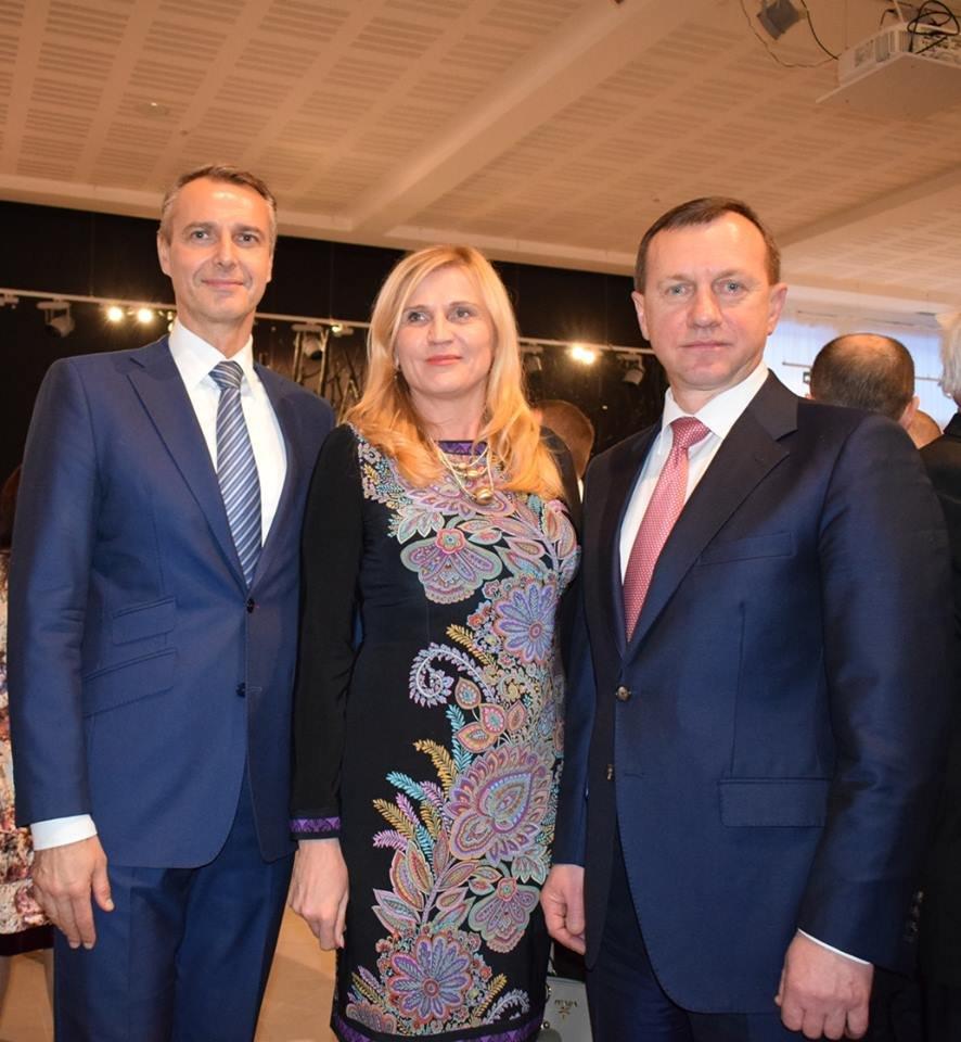 В Ужгород приїхав Президент Словацької Республіки 2004-2014 років Іван Гашпарович (ФОТО), фото-8