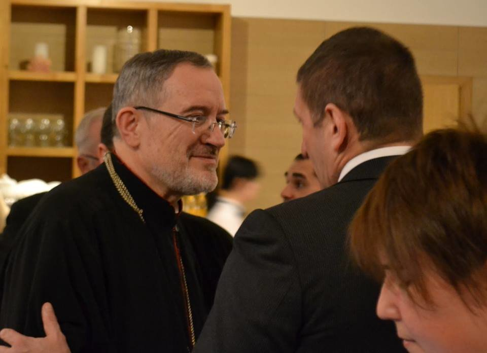 В Ужгород приїхав Президент Словацької Республіки 2004-2014 років Іван Гашпарович (ФОТО), фото-2