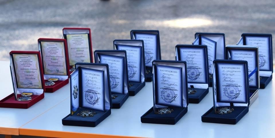 В Ужгороді урочисто вітали бійців 128-ої гірсько-піхотної бригади: фото, фото-1