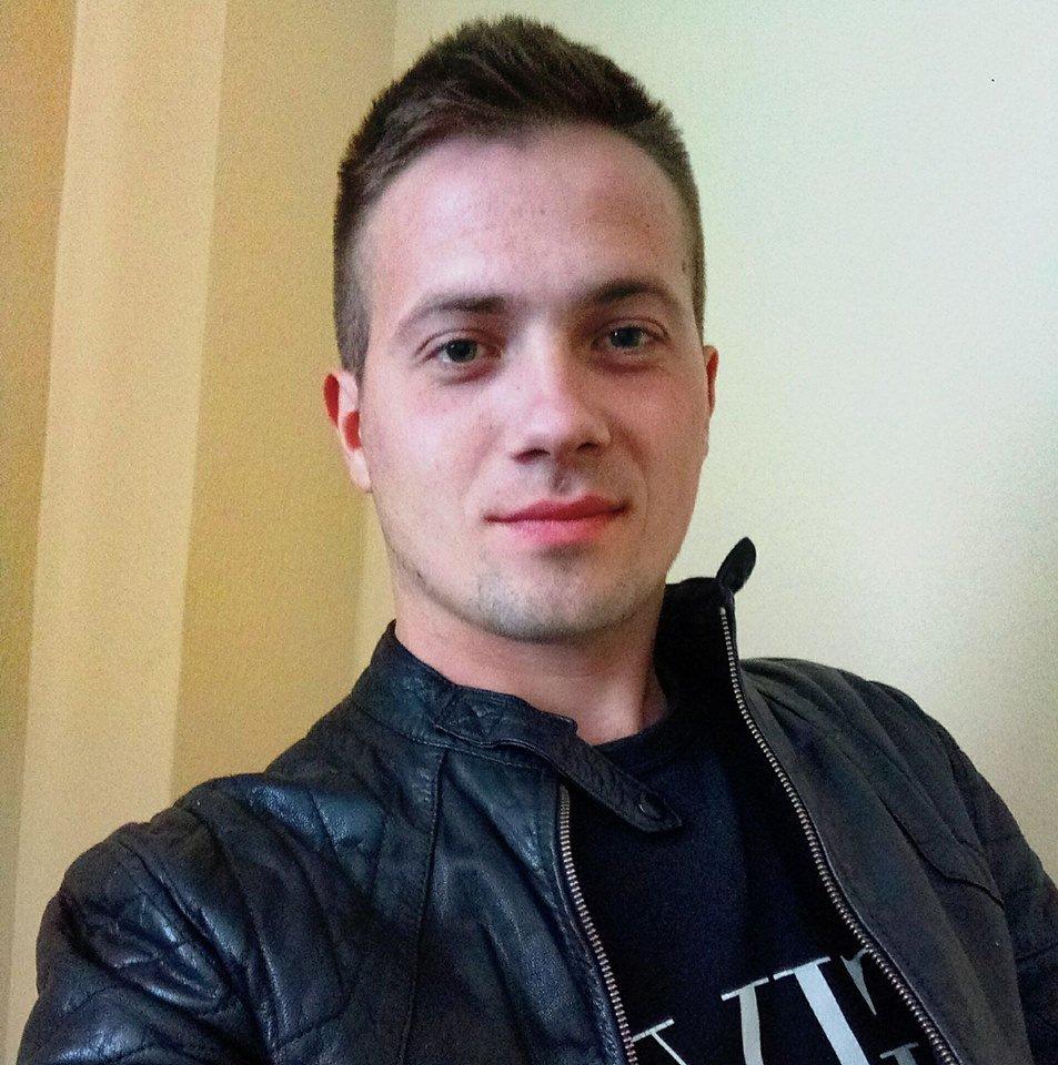 """""""Вже можу прочитати великі написи"""": Михайло Грабар, якому в Ужгороді облили кислотою обличчя, розповів про свій стан (ВІДЕО), фото-1"""