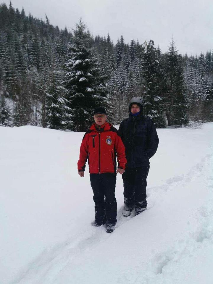 На Закарпатті рятувальники відшукали чотирьох заблукалих у горах туристів: фото, фото-1