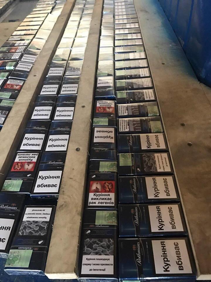 """На КПП """"Тиса"""" в українця забрали """"Мерседес"""" на польських номерах через 630 пачок цигарок (ФОТО), фото-2"""