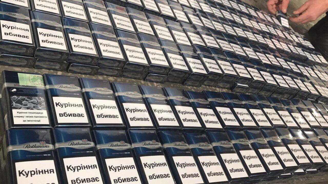 """На КПП """"Тиса"""" в українця забрали """"Мерседес"""" на польських номерах через 630 пачок цигарок (ФОТО), фото-3"""