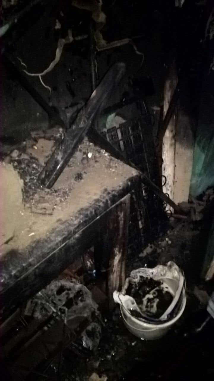 В Ужгороді загорівся 4-й гуртожиток УжНУ: 300 студентів евакуйовано,12 врятували за допомогою пожежних драбин (ФОТО, ОНОВЛЕНО))  , фото-5