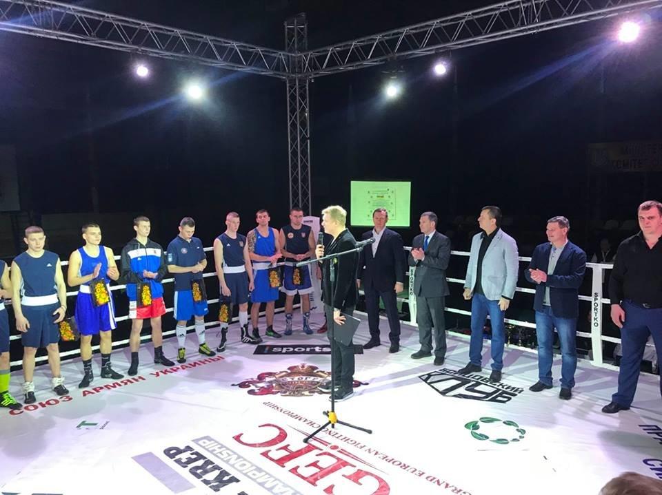 """«Uzhgorod Challenge»: у місцевій """"Юності"""" пройшли престижні змагання серед боксерів із Закарпаття та Німеччини (ФОТО), фото-3"""