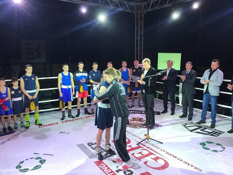 """«Uzhgorod Challenge»: у місцевій """"Юності"""" пройшли престижні змагання серед боксерів із Закарпаття та Німеччини (ФОТО), фото-4"""