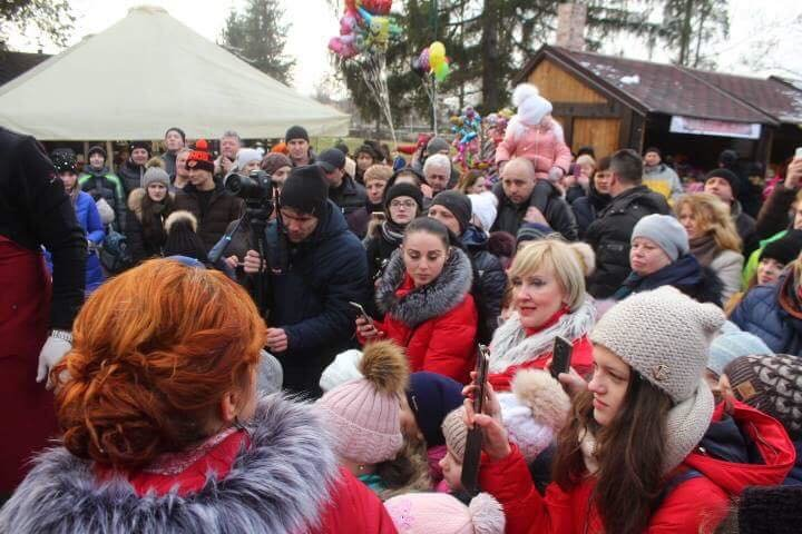 """Рекорд на """"Варишській палачінті"""": у Мукачеві збудували вежу із 1000 млинців (ФОТО), фото-5"""