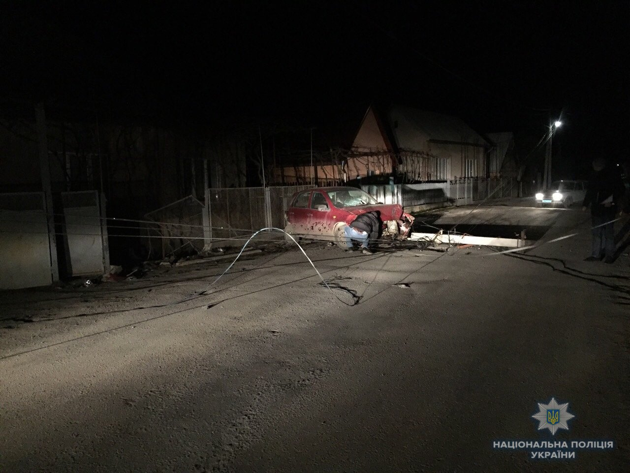 Моторошна ДТП на Закарпатті: п'яний водій залишив помирати збитого пішохода та травмовану дитину (ФОТО), фото-3