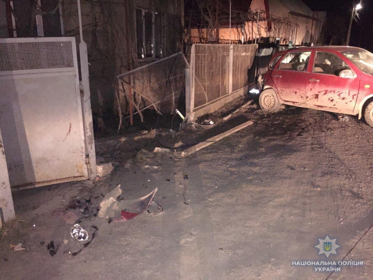 Моторошна ДТП на Закарпатті: п'яний водій залишив помирати збитого пішохода та травмовану дитину (ФОТО), фото-2