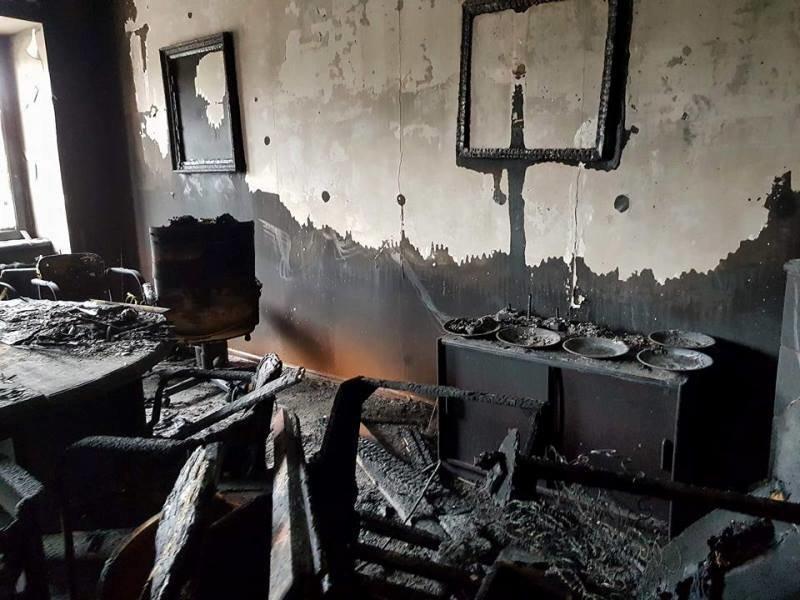 Це дівчина? Камери зафіксували підривника і момент вибуху в офісі угорців в Ужгороді (ВІДЕО), фото-3