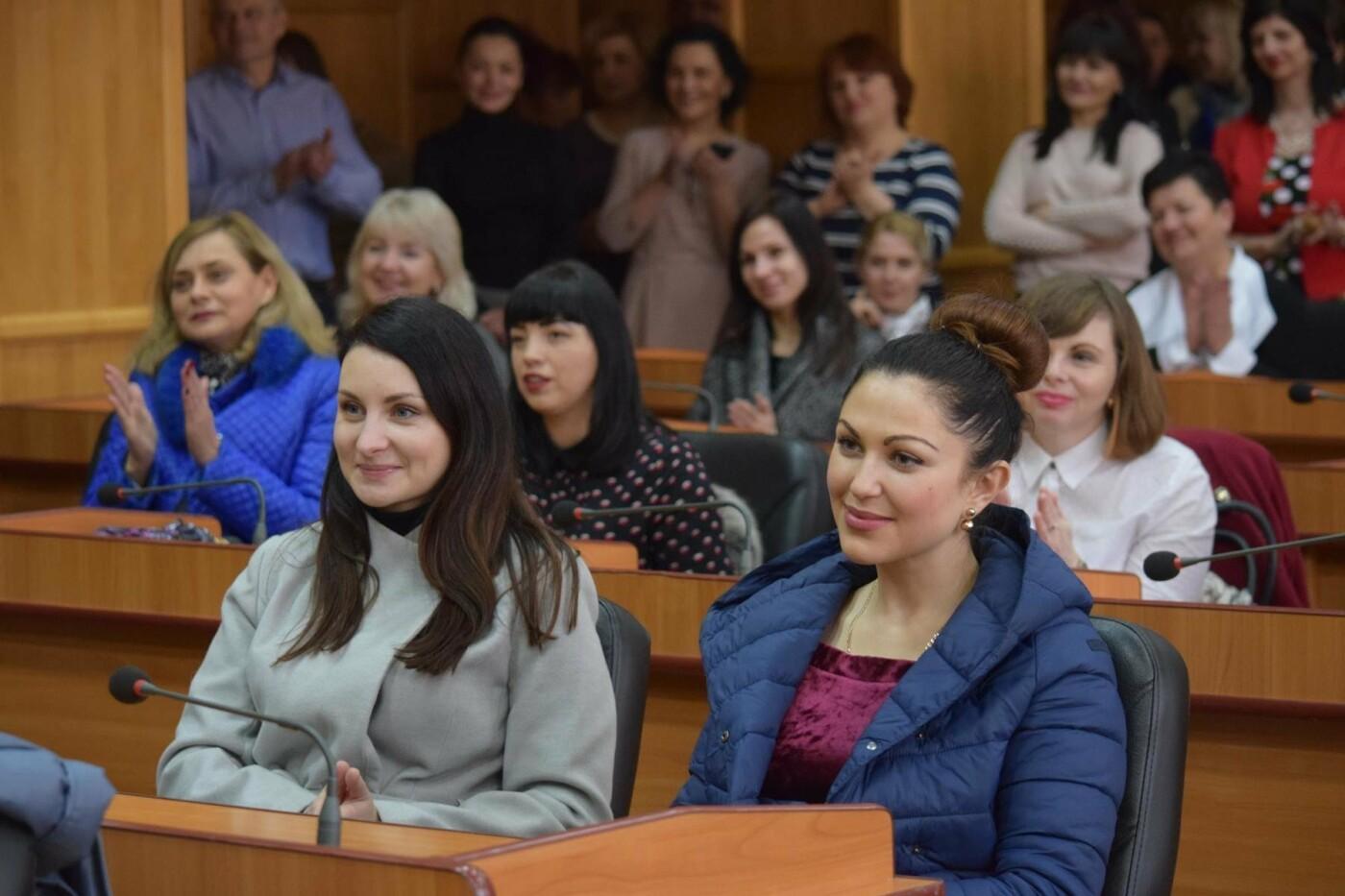 Андріїв з відпустки зателефонував в ужгородську мерію, щоб привітати жінок, які залишилися на роботі (ФОТО), фото-11
