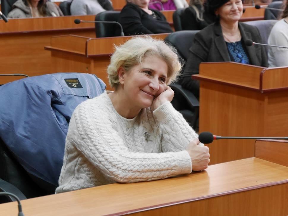 Андріїв з відпустки зателефонував в ужгородську мерію, щоб привітати жінок, які залишилися на роботі (ФОТО), фото-9