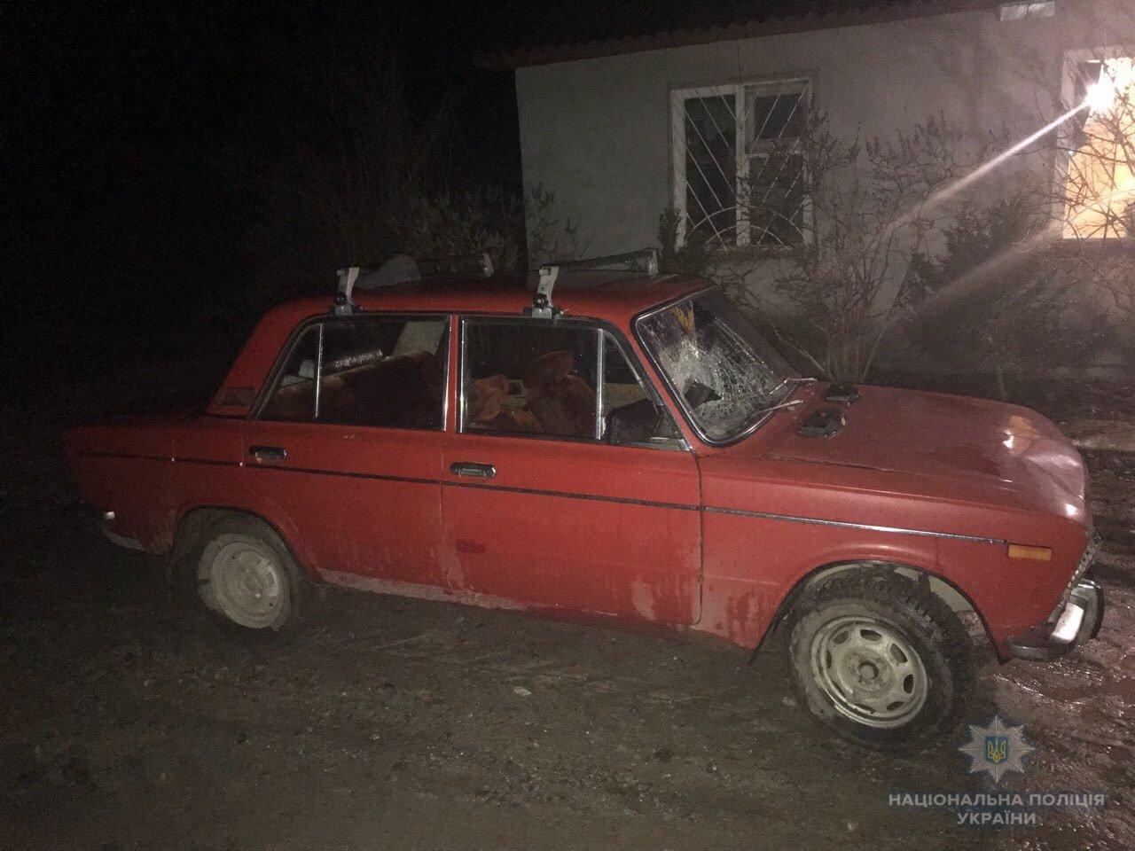 """Алкоголю у 17 разів вище норми: на Берегівщині п'яний водій """"Жигулів"""" збив велосипедиста, потерпілий - у реанімації (ФОТО), фото-2"""