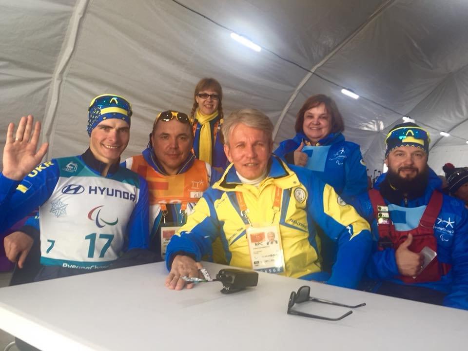 Українська збірна здобула ще три медалі на Паралімпіаді-2018 і посідає 3 місце у командному заліку (ФОТО), фото-1