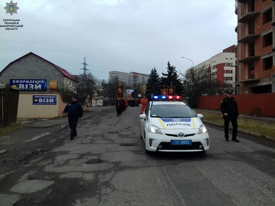 Більше 2000 закарпатців взяли участь у Хресній ході вулицями Ужгорода (ФОТО), фото-2