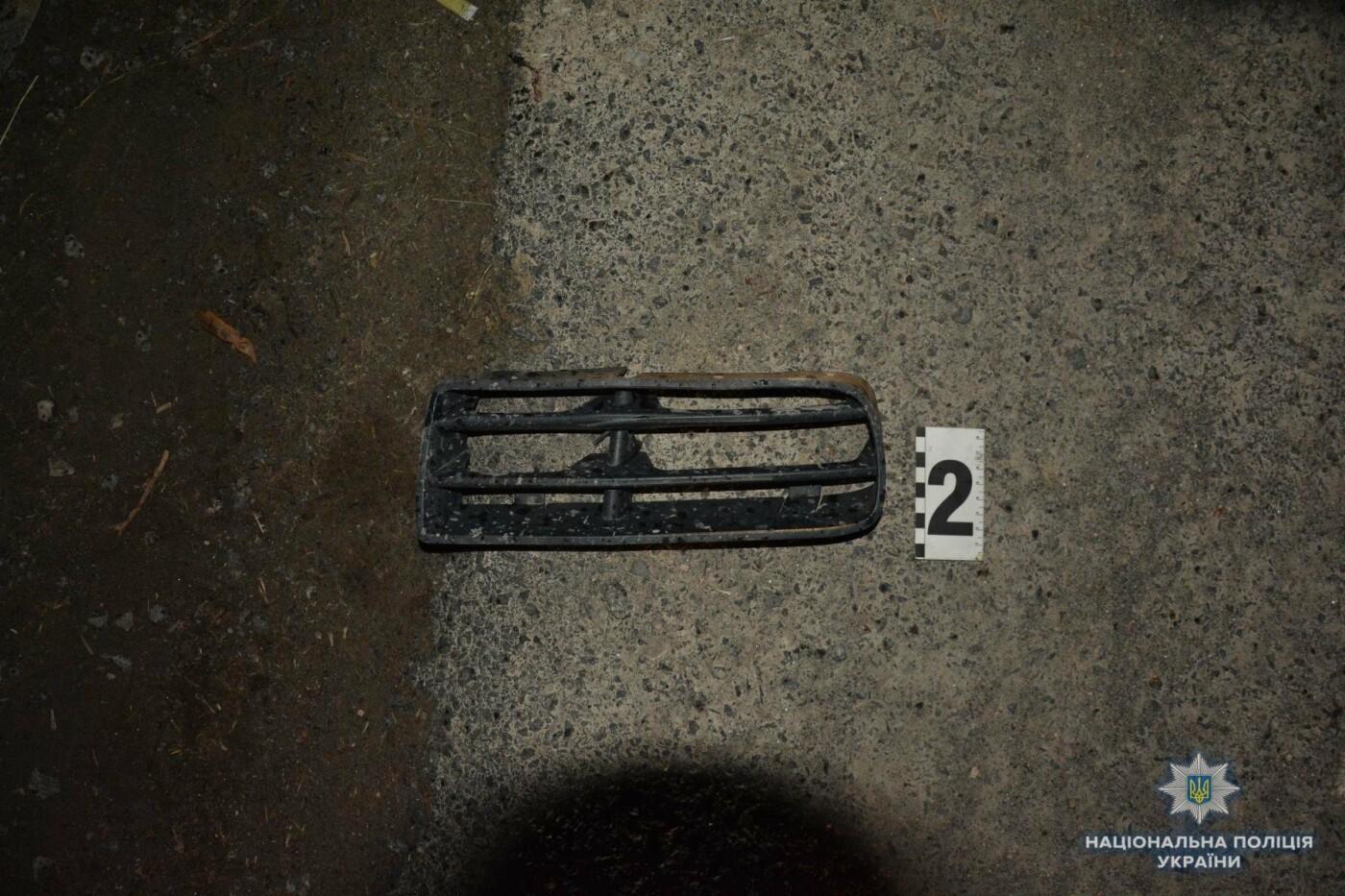 """Біля Мукачева 22-річна дівчина на """"Фольксвагені"""" збила 44-річну мешканку села і залишила її помирати на дорозі (ФОТО), фото-2"""