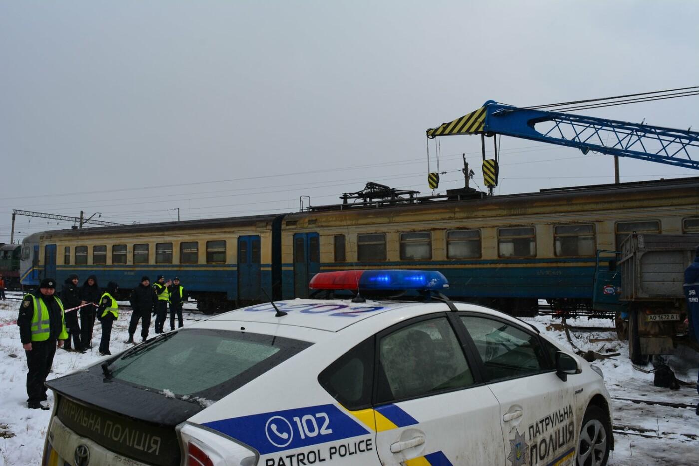 Потяг зійшов з рейок - 2 людини загинуло, 70 травмовано: на Закарпатті розпочалися командно-штабні навчання (ФОТОРЕПОРТАЖ), фото-1