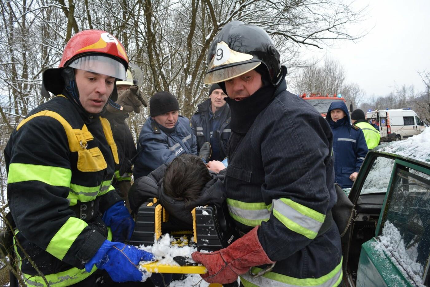 Потяг зійшов з рейок - 2 людини загинуло, 70 травмовано: на Закарпатті розпочалися командно-штабні навчання (ФОТОРЕПОРТАЖ), фото-2
