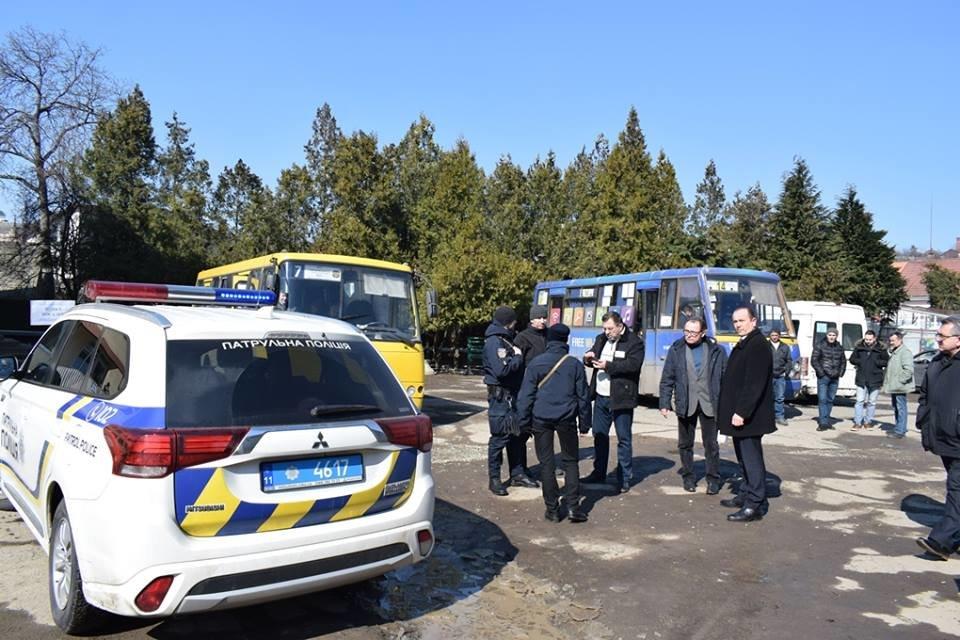 """Навчання в Ужгороді: через витік хлору на """"Водоканалі"""" евакуювали 335 людей, постраждало двоє працівників  (ФОТОРЕПОРТАЖ), фото-8"""