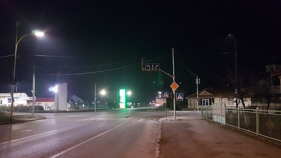 Капремонт перехрестя Минайської та Можайського в Ужгороді: новий світлофор, додаткова смуга і клумба (ФОТО), фото-5