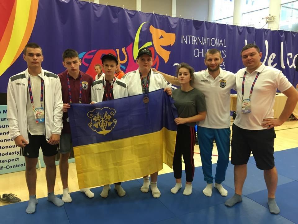 Ужгородська команда юних спортсменів привезла 4 медалі з Міжнародних дитячих ігор (ФОТО), фото-7