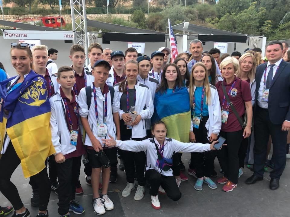 Ужгородська команда юних спортсменів привезла 4 медалі з Міжнародних дитячих ігор (ФОТО), фото-11