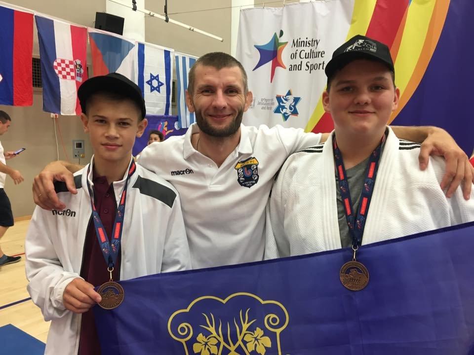 Ужгородська команда юних спортсменів привезла 4 медалі з Міжнародних дитячих ігор (ФОТО), фото-12