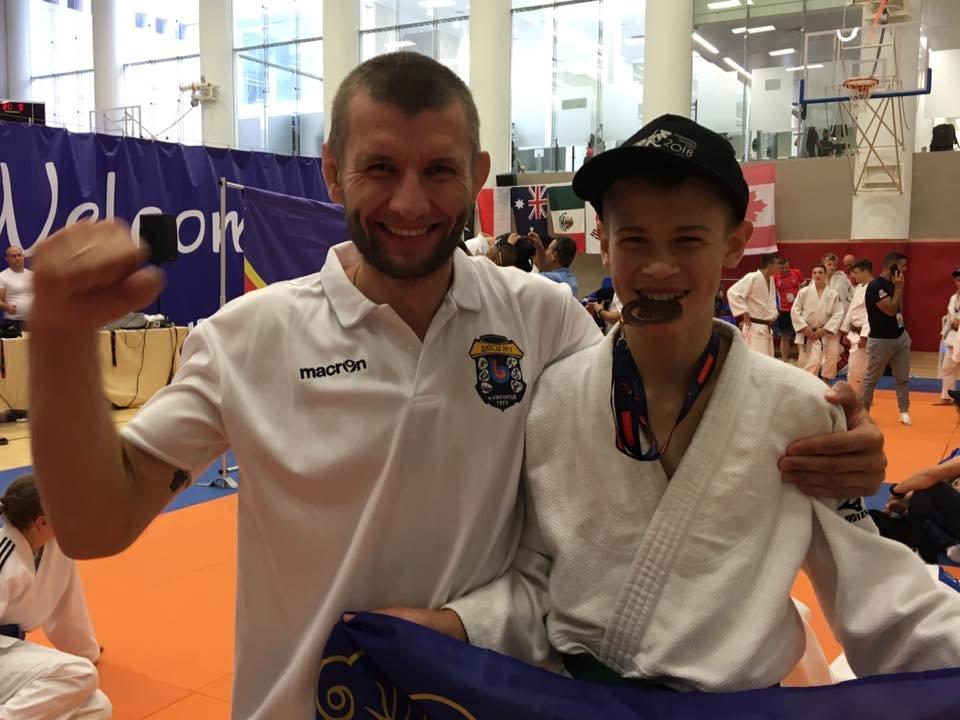 Ужгородська команда юних спортсменів привезла 4 медалі з Міжнародних дитячих ігор (ФОТО), фото-9