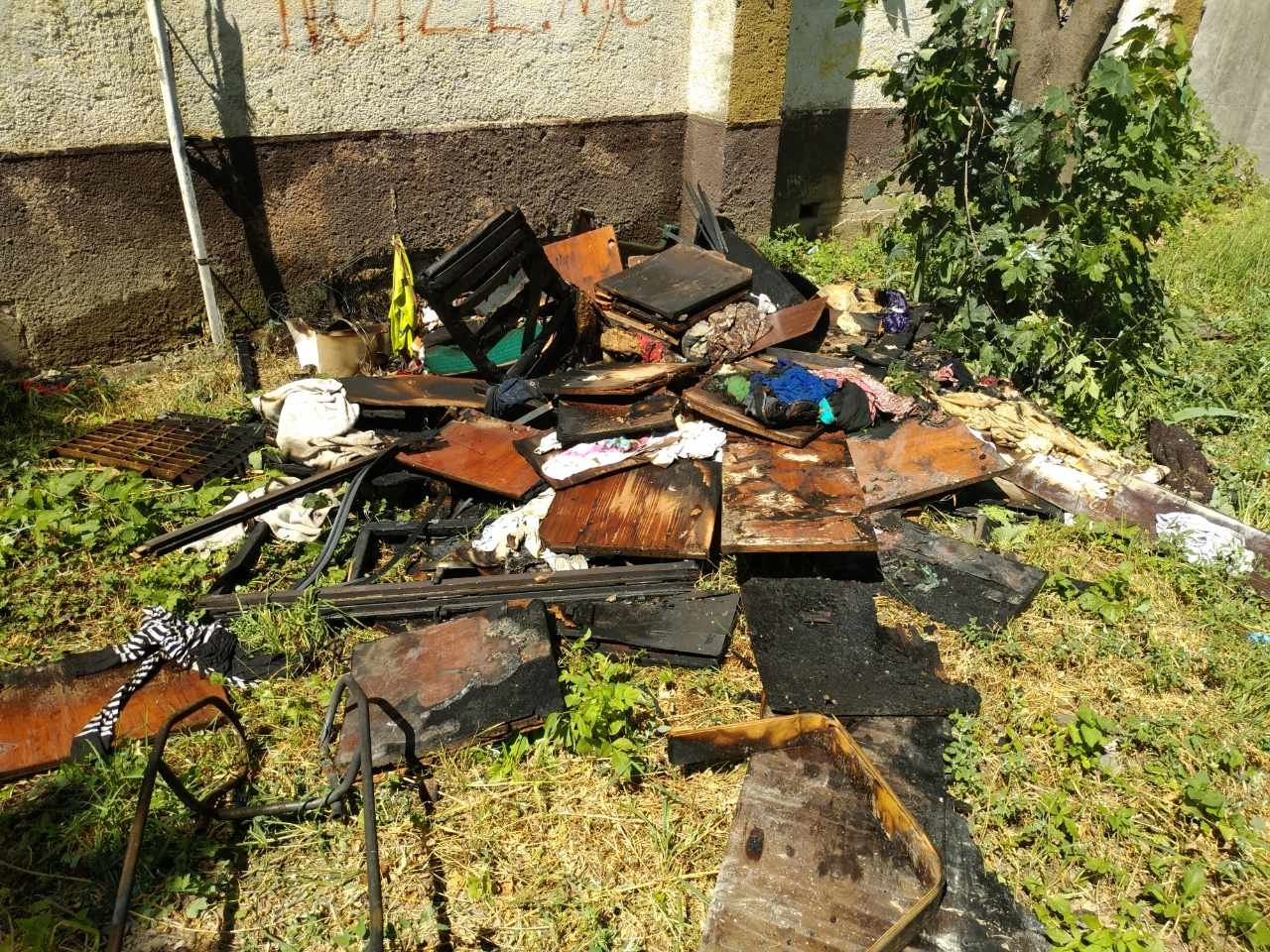 Пожежа в п'ятиповерхівці на Можайського: врятовано 4-х мешканців, серед яких 2-є неповнолітні (ФОТО), фото-4