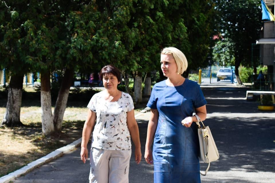 В Ужгороді проінспектували виконання ремонтних робіт у ДНЗ №30 (ФОТО), фото-1